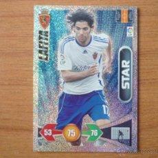 Cromos de Fútbol: ADRENALYN XL 2009 2010 PANINI Nº 354 LAFITA (ZARAGOZA) STAR - CROMO LIGA 09 10. Lote 118641270