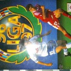 Cromos de Fútbol: ALBUM EDICIONES ESTE 96-97 1996-1997. COMPLETO-TODOS LOS FICHAJES-VER DENTRO-FOTOGRAFIADO ENTERO. Lote 49868077