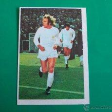 Cromos de Fútbol: NETZER (REAL MADRID) CROMO EDITORIAL FHER 1975 1976 LIGA 75 76. Lote 50063927