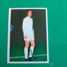 Cromos de Fútbol: DEL BOSQUE (REAL MADRID) CROMO EDITORIAL FHER 1975 1976 LIGA 75 76. Lote 50064183