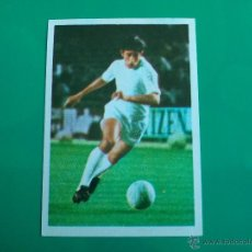 Cromos de Fútbol: MACANAS (REAL MADRID) CROMO EDITORIAL FHER 1975 1976 LIGA 75 76. Lote 50064304