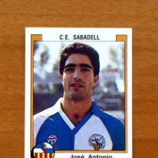 Cromos de Fútbol: SABADELL - 277 VALDENEBRO - FÚTBOL 88, PANINI 1987-1988, 87-88 - NUNCA PEGADO. Lote 50068403
