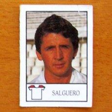 Cromos de Fútbol: SEVILLA - 224 SALGUERO - BOLLYCAO LIGA 1987-1988, 87-88 - NUNCA PEGADO. Lote 50197695