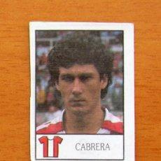 Cromos de Fútbol: SPORTING DE GIJÓN - 253 CABRERA - BOLLYCAO LIGA 1987-1988, 87-88. Lote 50198701