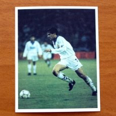 Cartes à collectionner de Football: REAL MADRID - MAGIC BOX 1995 - TEMPORADA 94-95 - 203 ALFONSO - NUNCA PEGADO. Lote 50217416