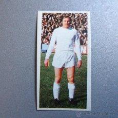 Cromos de Fútbol: CROMO NUNCA PEGADO - EDICIONES ESTE 1975 1976 - 75 76 - NETZER - REAL MADRID CF. Lote 50226610