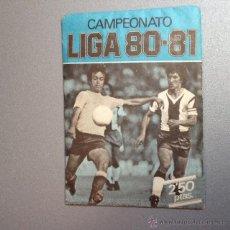 Cromos de Fútbol: EDICIONES ESTE 1980 1981 - 80 81 - SOBRE SIN ABRIR- VERSION AZUL. Lote 50445325