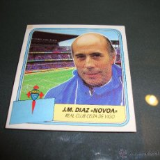 Cromos de Fútbol: CROMO NOVOA 89 90 CELTA VIGO 1989 1990 LIGA 89 90 EDICIONES ESTE .. Lote 50534860
