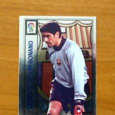 Cromos de Fútbol: BARCELONA - 4 BONANO - MUNDICROMO - TOP 2001-2002, 01-02. Lote 50539413