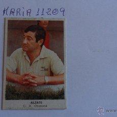 Cromos de Fútbol: CROMO CANO FUTBOL 84 CROPAN ALZATE OSASUNA. Lote 50776462