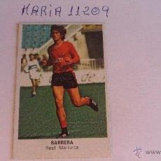Cromos de Fútbol: CROMO CANO FUTBOL 84 CROPAN BARRERA MALLORCA. Lote 50782128