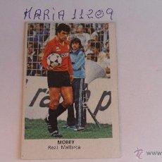 Cromos de Fútbol: CROMO CANO CROPAN FUTBOL 84 MOREY MALLORCA. Lote 50799997
