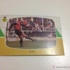 Figurine di Calcio: CROMO LIGA 84-85 CROMOS CANO RACING DE SANTANDER ALBA ,TENGO MÁS MIRA MIS LOTES. Lote 50850938