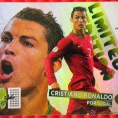 Cromos de Fútbol: ADRENALYN XL PANINI FIFA WORLD CUP BRASIL 2014 CRISTIANO RONALDO PORTUGAL. Lote 51109499
