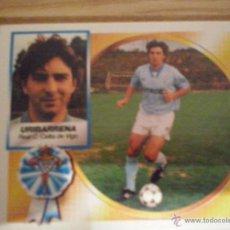 Cromos de Fútbol: CROMO EDICIONES ESTE LIGA 94/95 - URIBARRENA - CELTA - SIN PEGAR - COLOCA. Lote 51163217