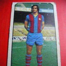 Cromos de Fútbol: CROMO DE FUTBOL LIGA 77 / 78, ED. ESTE, BARCELONA, AMARILLO, 1977 1978 ERCOM. Lote 51193493