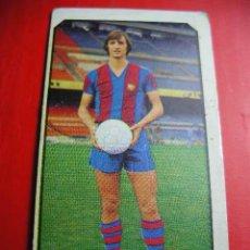 Cromos de Fútbol: CROMO DE FUTBOL LIGA 77 / 78, ED. ESTE, BARCELONA, CRUYFF, 1977 1978 ERCOM. Lote 51193515