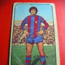 Cromos de Fútbol: CROMO DE FUTBOL LIGA 77 / 78, ED. ESTE, BARCELONA, MIR, 1977 1978 ERCOM. Lote 51193719
