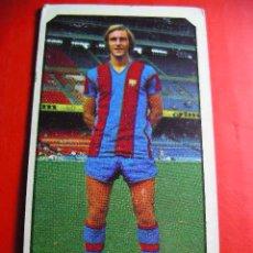 Cromos de Fútbol: CROMO DE FUTBOL LIGA 77 / 78, ED. ESTE, BARCELONA, NEESKENS, 1977 1978 ERCOM. Lote 51193784