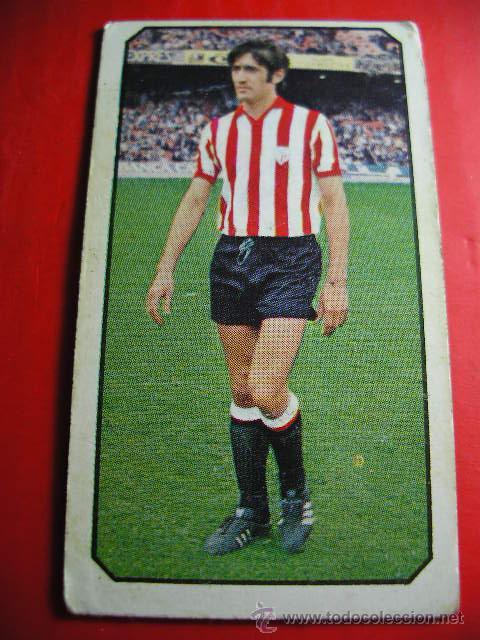 CROMO DE FUTBOL LIGA 77 / 78, ED. ESTE, ATLETHIC DE BILBAO, MADARIAGA, 1977 1978 (Coleccionismo Deportivo - Álbumes y Cromos de Deportes - Cromos de Fútbol)