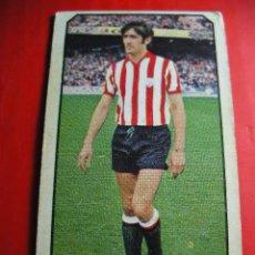 Cromos de Fútbol: CROMO DE FUTBOL LIGA 77 / 78, ED. ESTE, ATLETHIC DE BILBAO, MADARIAGA, 1977 1978 ERCOM. Lote 51193887