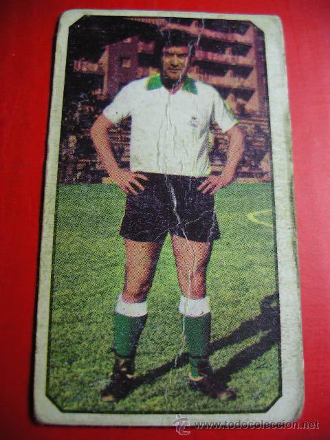CROMO DE FUTBOL LIGA 77 / 78, ED. ESTE, SANTANDER, IGLESIAS, 1977 1978, ERCOM (Coleccionismo Deportivo - Álbumes y Cromos de Deportes - Cromos de Fútbol)