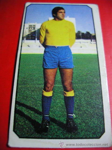 CROMO DE FUTBOL LIGA 77 / 78, ED. ESTE, CADIZ, PUIG, 1977 1978 ERCOM (Coleccionismo Deportivo - Álbumes y Cromos de Deportes - Cromos de Fútbol)