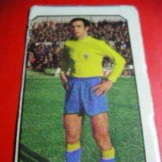 Cromos de Fútbol: CROMO DE FUTBOL LIGA 77 / 78, ED. ESTE, CADIZ, ROSADO, 1977 1978 ERCOM. Lote 51194615