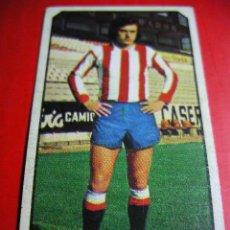 Cromos de Fútbol: CROMO DE FUTBOL LIGA 77 / 78, ED. ESTE, GIJON, MORAN, 1977 1978 ERCOM. Lote 51194661