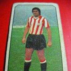 Cromos de Fútbol: CROMO DE FUTBOL LIGA 77 / 78, ED. ESTE, ATLETHIC DE BILBAO, GUISASOLA, 1977 1978 ERCOM. Lote 51194735