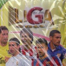 Cromos de Fútbol: 100 SOBRES SIN ABRIR CROMOS FÚTBOL MUNDICROMO 2010 2011 PLATINUM. Lote 176360519