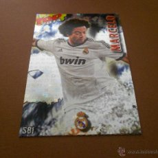 Cromos de Fútbol: MARCELO - 581 - REAL MADRID - TOP AZUL LETRAS - FICHAS QUIZ LIGA 2013-2014 (13/14) - MUNDICROMO. Lote 51202199