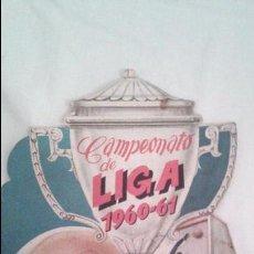 Cromos de Fútbol: CROMO CROMOS FHER 1960/1961 CAMPEONATO DE LIGA 60/61. LEER. Lote 94708908