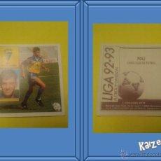 Cromos de Fútbol: JOSE LUIS ROMERO. CADIZ. SIN PEGAR. EDICIONES ESTE LIGA 92/93. Lote 51401815