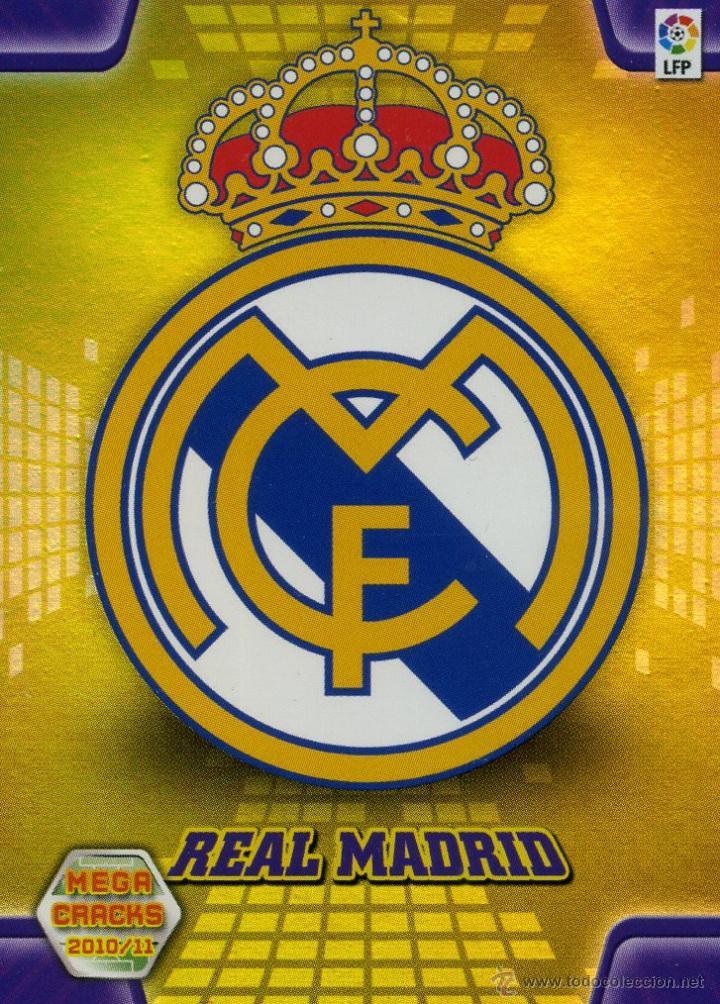 Fotos del escudo del real madrid 2010 83