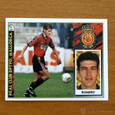 Cromos de Fútbol: MALLORCA - ROMERO - COLOCA - EDICIONES ESTE 1997-1998, 97-98 - NUNCA PEGADO. Lote 33990764