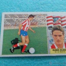 Cromos de Fútbol: ATLETICO MADRID ~ RUBÉN BILBAO , FICHAJE 23 ~ EDICIONES ESTE ~ 1986-1987 ~ 86-87 ~ NUNCA PEGADO. Lote 56908006