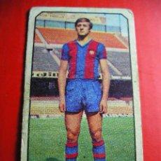 Cromos de Fútbol: CROMO DE FUTBOL LIGA 77 / 78, ED. ESTE, BARCELONA, BOTELLA, 1977 1978 ERCOM. Lote 51678675