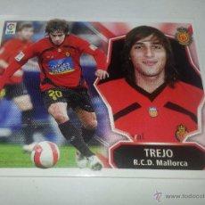 Cromos de Fútbol: COLECCIÓN CROMOS DE FÚTBOL LIGA 2008-2009, ED. ESTE, TREJO R. C. D. MALLORCA. Lote 51967574