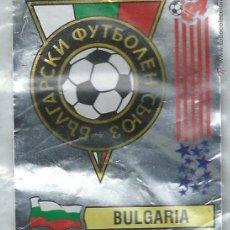 Figurine di Calcio: FUTBOL - BULGARIA - (SIN GOMA) - MUNDIAL USA 94 - PANINI. Lote 52198268