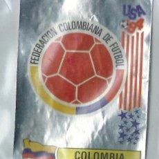 Figurine di Calcio: FÚTBOL - COLOMBIA - (SIN GOMA) - MUNDIAL USA 94 - PANINI. Lote 52198314