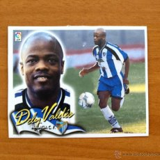 Cromos de Fútbol: MÁLAGA - DELY VALDÉS - COLOCA - EDICIONES ESTE 2000-2001, 00-01 - NUNCA PEGADO. Lote 46245381