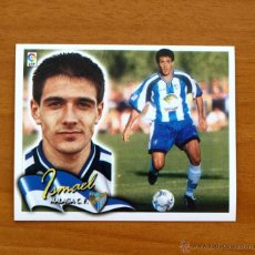Cromos de Fútbol: MALAGA - ISMAEL - COLOCA - EDICIONES ESTE 2000-2001, 00-01 - NUNCA PEGADO. Lote 54683973