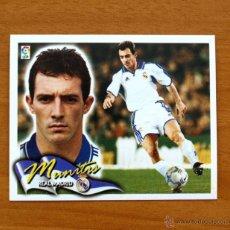 Cromos de Fútbol: REAL MADRID - MUNITIS SIN PUBLICIDAD - COLOCA - EDICIONES ESTE 2000-2001, 00-01 - NUNCA PEGADO. Lote 51328165