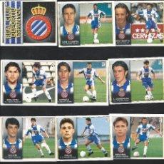 Cromos de Fútbol: 4405- 11 CROMOS LIGA ESTE 1998-1999/98-99- R.C.D. ESPAÑOL. Lote 52414812