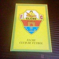 Cromos de Fútbol: CROMO ROLLAN 85 ELCHE ESCUDO. Lote 52532314
