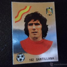 Cromos de Fútbol: ESPAÑA SANTILLANA SELECCION ESPAÑOLA MUNDIAL ARGENTINA Nº 162 MAGA LIGA 1978 - 1979 ( 78 - 79 ). Lote 297386928