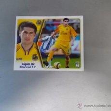 Cromos de Fútbol: CROMO ESTE TEMPORADA /2005/2006/ RIQUELME VILLARREAL . Lote 52591599