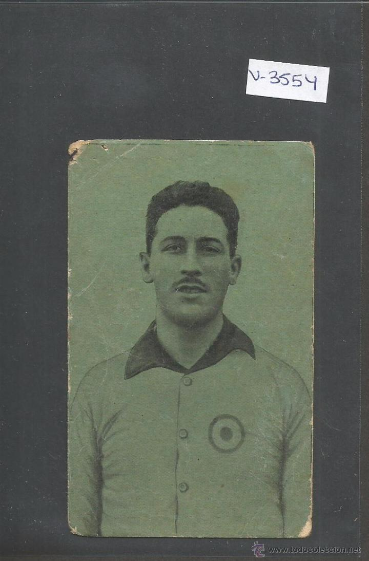 BOLADO - GIJON - LOS NOTABLES DEL FOOTBALL - VER REVERSO - (V- 3554) (Coleccionismo Deportivo - Álbumes y Cromos de Deportes - Cromos de Fútbol)