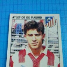 Cromos de Fútbol: CROMO ESTRELLAS DE LA LIGA 93-94 PANINI 70 ALFARO ATLETICO DE MADRID. Lote 52748266